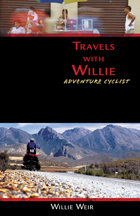 Travels with Willie book cover