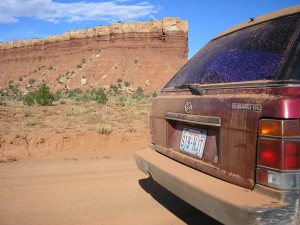 Our road trip of the American Southwest was a fitting last car adventure.