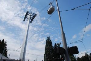 Portland Ariel Tram