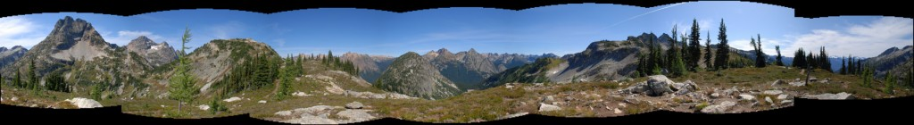 Heather Pass--North Cascades